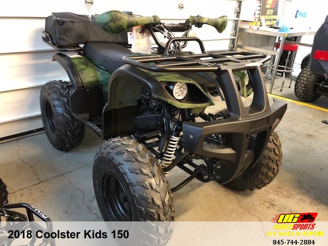 2018 Coolster Kids 150