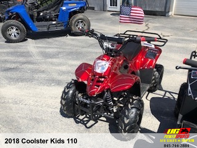 2018 Coolster Kids 110