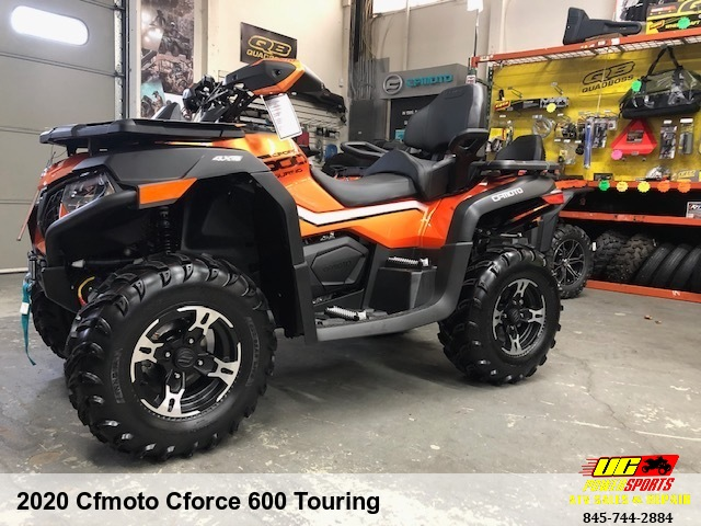 2021 Cfmoto Cforce 600 Touring