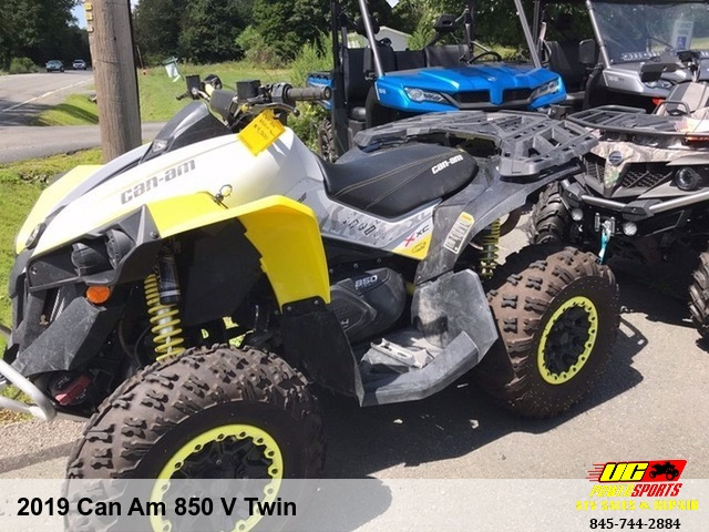 2019 Can Am 850 V Twin