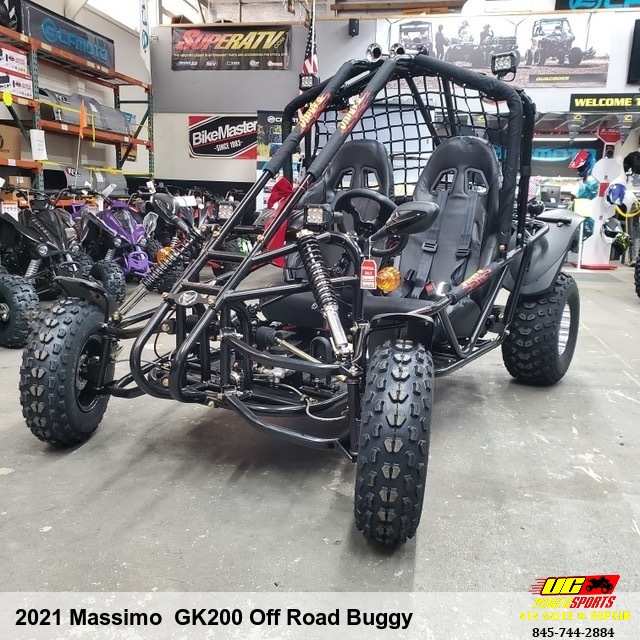 2021 Massimo  GK200 Off Road Buggy