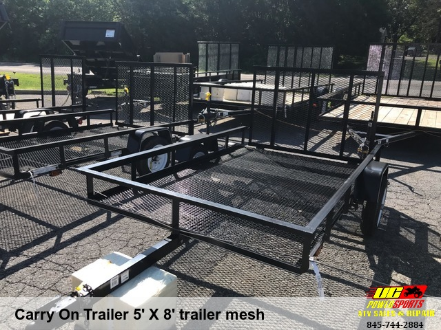 Carry On Trailer 5' X 8' trailer mesh