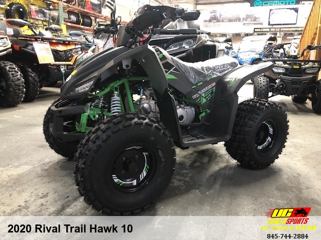 2020 Rival Trail Hawk 10