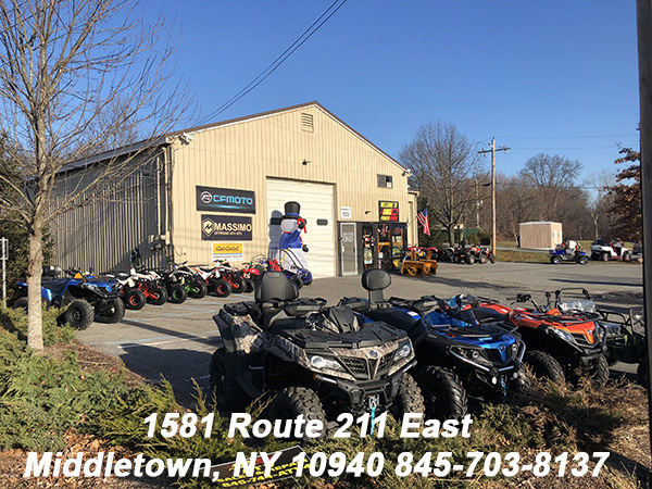 UC POWERSPORTS 14 Main ST Pine bush NY 12566 845-744-2884